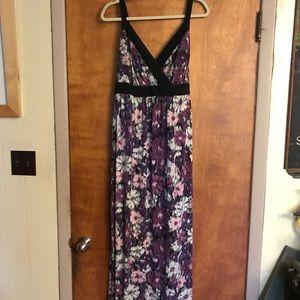 Lane Bryant Maxi Dress Size 22
